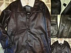 Куртка под тонкую дублёнку Остин, новая с этикетка