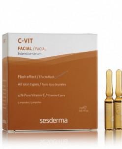 C-VIT - Интенсивная сыворотка 12%, 5 шт. по 2 мл