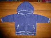 куртка кофта вязаная GAP на 6-12мес.