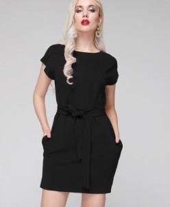 Платье 309/1 черный
