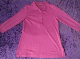 Трикотажная рубашка Bonprix, р.42-44