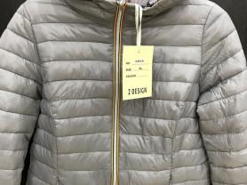 Куртка на лёгком утеплителе двухсторонняя Италия