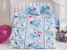Постельное белье для новорожденных. Турция