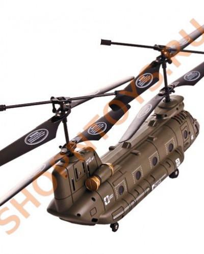 Радиоуправляемый вертолет Syma Chinook CH-47 S022