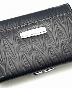Маленький женский кожаный кошелек Sergio Valentini СВ 3192-0