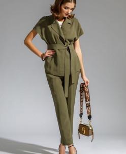 блуза, брюки, жакет Gizart Артикул: 7296х