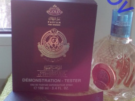 Тестер Shaik Gold Edition For Women 100 ml