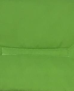 Комплект подушек, зелёный
