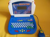 Lexibook детский обучающий компьютер 22 задания