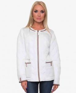 Женская стеганая куртка