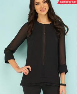 Блузки Модель 093 черный Lady Secret