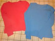 Новые футболки с длинным рукавом ( мне мало ваты)