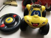 Chicco машинка  «Билли - большие колеса»