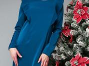 Платье прямого силуэта для Нового года и не только