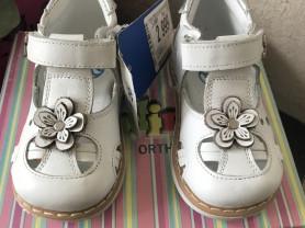 новые ортопедические сандали/босоножки/туфли perlina 20p