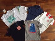новые футболки GAP
