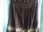 Новая гипюровая юбка на подкладке.Читайте описание