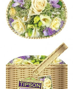 Чай Типсон Лукошко-Цветочное/Basket-Flower 80 г ж/б