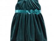 Велюровое платье Cartes
