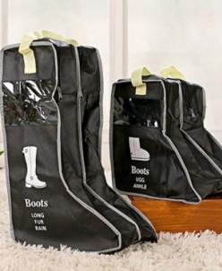 Чехол для хранения зимней обуви и сапог