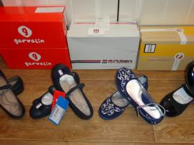 Новые туфли Minimen, Garvalin, Парижская коммуна
