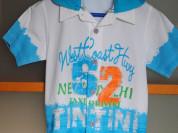 Нарядная рубашка и шорты