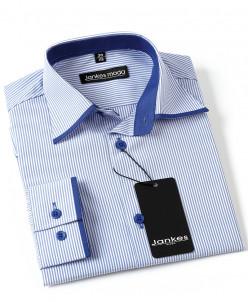 Рубашка в полоску  164-170 см