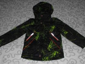 Куртка демисезонная, 122-128 см