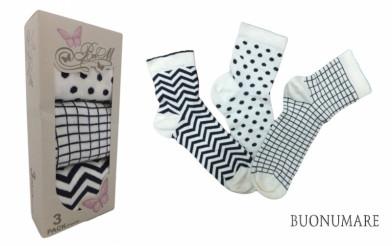 Носки (упаковка 3 шт)