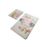 Chilai Home Набор ковриков в ванну