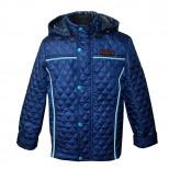 Куртка демисезонная для мальчика Гек Disvey синий