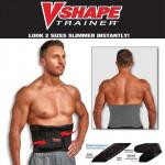 Корректирующий пояс для похудения Vshape Trainer