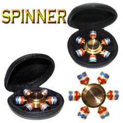 Спиннер металл / Finger spinner fidget toy