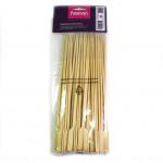 1056 FISSMAN Бамбуковые палочки для шашлыка  50 шт. в упаков