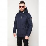 Куртка мужская демисезонная 093  Nikolom т. синяя (Беларусь)