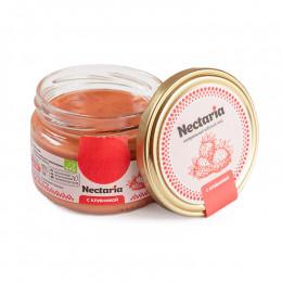 Взбитый мед Nectaria с клубникой