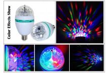 Вращающаяся LED диско лампа для вечеринок