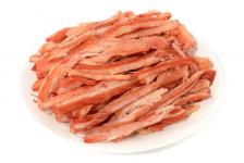 Кальмар (Гигас) полоски со вкусом краба 1кг