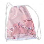Сумка-рюкзак Мишки 2 габардин