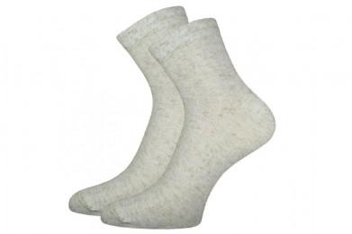 Носки мужские с добавлением льна