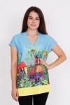 Блуза Тропикана Артикул: 3796