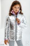 Куртка с оригинальным дизайном