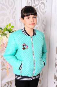 Куртка «Эскимо», минт