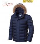 Куртки зимние синие 3612 т.синий (6)