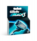 Gillette mach3 кассеты 2 шт