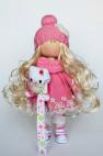 K07 Злата Набор для шитья куклы