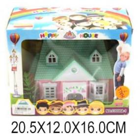 Дом для кукол Happy House.