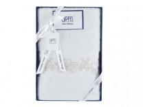 40782 GIPFEL Полотенце DAMASK, 70х140 см., белый, состав: 10