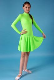 Спортивное  платье из бифлекса