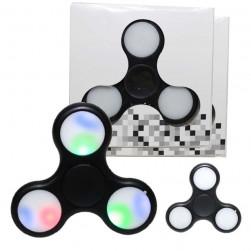 Спиннер светящийся / Finger spinner fidget toy